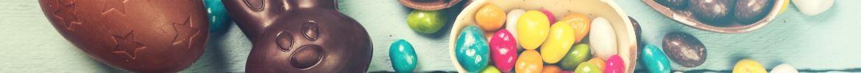 Chocolats et douceurs de Pâques