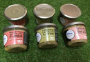 3 Terrines 180 Gr (rillette, Aneth, Nature)