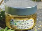 Safran des Volcans - Confit de Sauternes au Safran 100g