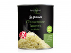 André Laurent - La Fameuse Choucroute Laurent Cuisinée - Lot De 12 Boites De 400g