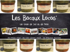 Bocaux Locos - Panier de 8 Conserves de Légumes : Haricots Verts (x4) et Tomates au jus (x4)