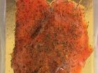 Pisciculture des eaux de l'Inval - Truite Fumée Tranchée 120 Gr Aneth