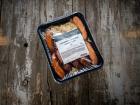 La Ferme Schmitt - Choucroute au Canard, la Barquette de 1 kg