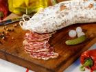 Charcuterie Montauzer - Saucisson sec pur porc - environ 250 g