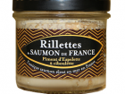 Saumon de France - Rillettes De Saumon De France Piment D'espelette & Ciboulette