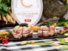 La ferme Grandvillain - Paupiettes De Pintade Bacon Et Pruneaux 4 X 200 G