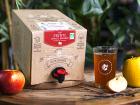 """Jus de fruits """"Ju"""" - Jus De Pomme Vanille Bourbon Bio - 5 Litres"""