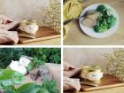 Ferme Caussanel - Petit Lot des Causses : Rillettes Natures et Pistou, Pâté de Foie aux Figues, Terrine au Cognac