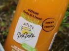 Atelier PotPote - Conserverie Artisanale Bio - Gaspacho Carotte Ail & Fenouil Bio