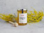 L'Essaim de la Reine - Miel d'acacia de Gironde - 400g - récolté en France par l'apiculteur