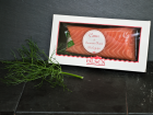 Olsen - Coeur de saumon  fumé bio 160g