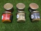 Pisciculture des eaux de l'Inval - 3 Terrines 180 Gr (piment D'espelette, Cremeux Esturgeon, Olive Noire)