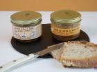 Ferme du Bois de Boulle - Un pâté de lapin et un pâté de lapin au foie gras