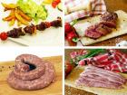 La ferme d'Enjacquet - Panier Pour Un Barbecue 100% Canard