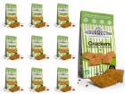 Crackers Résurrection - Lot de 10 sachets de crackers Petit Épeautre, Graines De Fenouil & Poivre