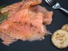 Olsen - Saumon bio mariné à l'aneth 150g