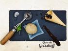 Glace du Geisshoff - Café 100% Arabica Crème Glacée au Lait de Chèvre 750 ml