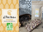 Le Petit Atelier - Tablette Chocolat Au Lait Et Amandes Caramélisées