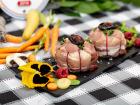 La ferme Grandvillain - Melons De Poulet Bacon Et Pruneaux 4 X 200 G