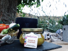 Les Jardins de Saphir - Pickles De Cornichons 180g