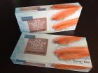 AQUADIS NATURELLEMENT - [surgelé] 3 À 4 Filets De Truite À Chair Rose Avec Peau 100/150gr
