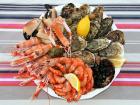 """Ô'Poisson - Composition de Fruits de Mer """"Le Santiano"""" - pour 2 personnes"""