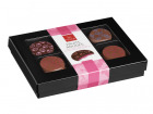 Des Lis Chocolat - Palets Aux Fruits Rouges, 70g