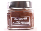 Maison Castelanne Chocolat - Pate A Tartiner Tartiner Chocolat - Orange