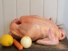 Les Volailles Fermières de Chambon - [PRÉCOMMANDE NOËL] Oie Entière 4,5 à 5 kg