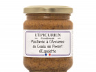 L'Epicurien - Moutarde A L'ancienne A La Pulpe De Piment D'espelette