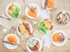 Le Jardin des Gallines - Panier Repas Batch Cooking 1 Personne Viande et Légumes - Série Limitée n°3