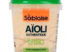 """Ô'Poisson - Aïoli Bio Frais """"maison"""" - 135g"""