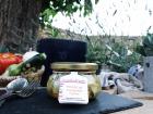 Les Jardins de Saphir - Pickles De Courgettes Au Cumin 180g