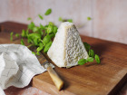 Ferme du caroire - Pyramide fraîche au lait cru de chèvre