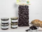 La Ferme de l'Ayguemarse - Apéro Olive Noire de Nyons : olives, chutney x2, tapenade x2