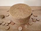 Ferme AOZTEIA - Fromage Fermier Basque Aop Ossau-iraty Au Lait Cru - 3kg Environ