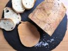 Ferme de Pleinefage - Foie Gras au sel et au torchon 350 g (5 ou 6 personnes)
