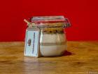 Moulin de Mirebeau - Preparation En Bocal Pour Cookies Aux Noix Et Aux Raisins