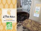 Le Petit Atelier - Tablette Chocolat Au Lait Et Éclats De Caramel