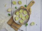Limero l'Escargot Mayennais - Lot De 5 Assiettes De 12 Croquilles D'escargots Gros Gris À La Bourguignonne