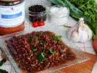 Alban Laban - Lentilles cuisinées à L'Ancienne