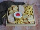 Ferme Chambon - Plateau de Fromages de Franche Comté (20 à 25 Personnes) - plateau et boîte offerts