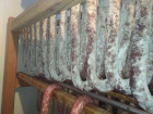 Le Noir du Picou Elodie Ribas - Saucisse Sèche de Porc Gascon Bio Entière