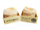 Fromagerie Seigneuret - Langres Fermier Aop