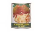 Conserves Guintrand - Demi Poires Williams De Provence Au Sirop - Boite 4/4