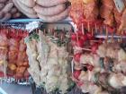 Le Jardin des Gallines - Assortiment Barbecue De Brochettes De Poulet - 4 Saveurs - 2kg
