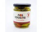 Nos cousins Conserverie - Pickles De Courgettes Au Curcuma
