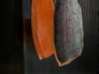 Pisciculture des eaux de l'Inval - Filet De Truite Fumée À La Ficelle