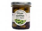 Les amandes et olives du Mont Bouquet - Olives confites aux cèpes 165g