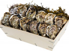 Les Huîtres Chaumard - Huîtres De Paimpol N°3 - 6 Douzaines De 3 (72 Huitres)